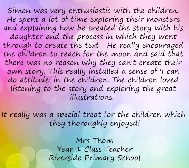 mrs thom testimonial